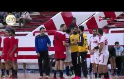 مباراة (الزمالك - طلائع الجيش) ضمن مباريات دوري كرة اليد للرجال