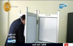 أحمد غنيم مراسل النهار من الشيخ زايد .. الشباب يتصدرون المشهد الانتخابى