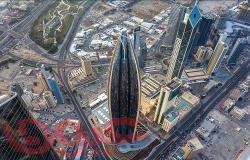 """ثيسن كرب اليفيتور تثبت أنظمة التوأم  """"TWIN""""الفريدة من نوعها في المقر الرئيسي الجديد """"أيقونة"""" بنك الكويت الوطني"""