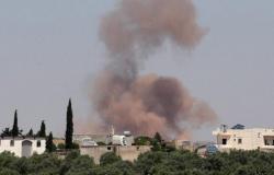 غارات روسية تقتل 56 مسلحاً تابعين لفصيل سوري موالٍ لتركيا