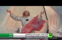 قره باغ يتوسل السلام