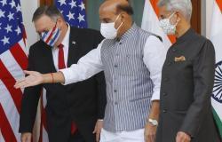 تبادل معلومات وخرائط حساسة.. اتفاقية أمريكية هندية لتطويق الصين