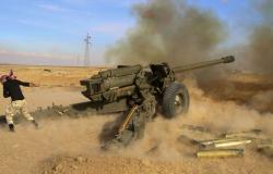 """30 قتيلاً من النظام السوري و""""داعش"""" في اشتباكات عنيفة وسط البلاد"""