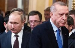 بوتين يعبّر لأردوغان عن قلقه من تزايد المقاتلين المرتزقة في صراع كاراباخ