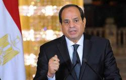 الرئيس المصري: الحق في التعبير مرفوض لو جرح مشاعر 1.5 مليار شخص