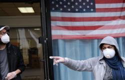 أمريكا تسجل 72,183 إصابة جديدة بكورونا و901 حالة وفاة