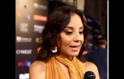 """مريم الخشت : """" الأفلام السنة دي في الجونة عظيمة"""""""