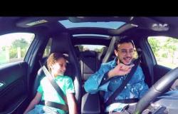 أخويا الكبير | غناء وكلام بالإيطالي.. الطفل أحمد أيمن علم مصطفى عاطف يتكلم إيطالي
