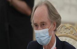 """بيدرسون يدعو لعملية سياسية """"أوسع وأعمق"""" لحل الصراع بسوريا"""