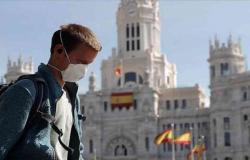 أكبر حصيلة يومية للوفيات.. إسبانيا تسجل 1623 حالة وفاة بكورونا و25042 إصابة