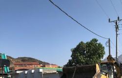 """تقع داخل النطاق العمراني.. البلدية تغلق عددًا من مصانع البلك والخرسانة بـ""""محايل عسير"""""""