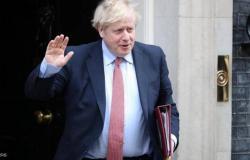 رئيس الوزراء البريطاني يخضع للحجر الذاتي بعد مخالطته لمصاب بكورونا