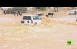 """عاصفة """"جاتي"""" تغرق الصومال"""