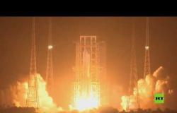 الصين تطلق مسبارا إلى القمر