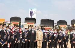 قوات الدفاع الشعبي تنفذ تدريـبا عملياً لمجابهة الأزمات والكوارث في الشرقية وأسوان