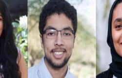 """3 من طلاب جامعة """"كاوست"""" يحصلون على منحة """"رودس"""" الدولية"""