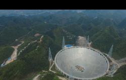 """انهيار تلسكوب """"اريسيبو"""" اللاسلكي العملاق"""