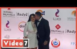 بكاء وتصالح وقبلات فى افتتاح مميز لمهرجان القاهرة السينمائى