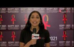 كواليس المؤتمر الصحفي للإجراءات الأحترازية لكأس العالم لكرة اليد - Be ONTime