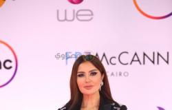 ميساء مغربي ببدلة ومكياج فرعوني في ثاني أيام مهرجان القاهرة