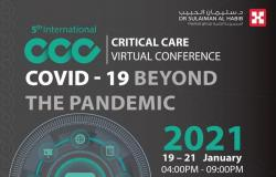 """19 يناير.. """"سليمان الحبيب"""" تستعد لإطلاق المؤتمر العالمي الخامس للعناية الحرجة"""