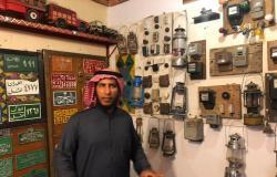 """بالفيديو.. متحف """"الضويحي"""" يضم 11 ألف قطعة أثرية لتراث المملكة"""