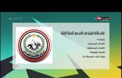 BE ONTime - أرقام الأهلي وطلائع الجيش في النسخة الحالية لكأس مصر