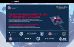 """تمتلك نصف مليون مستخدم.. """"يوروبول"""" تكتشف أكبر شبكة """"إنترنت مظلم"""" في العالم"""