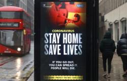 """بريطانيا تسجل أعلى حصيلة وفيات يومية جراء """"كورونا المستجد"""""""
