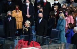 """بدء مراسم تنصيب """"بايدن"""" رئيساً للولايات المتحدة"""