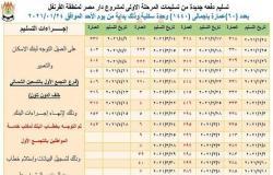 بالمواعيد وأرقام العمارات.. تسليم 1440 شقة بمشروع دار مصر بالقاهرة الجديدة