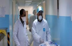 تسجيل 883 اصابة جديدة بفيروس كورونا و 17 وفاة في الاردن