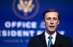 """البيت الأبيض يدعو إلى """"تقييد نووي إيران"""".. و""""سوليفان"""" يناقش ملفات الملالي أوروبيًا"""