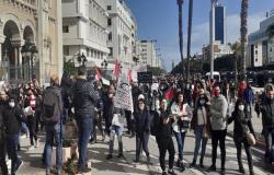 تونس.. الاحتجاجات تتواصل مطالبة بتوفير الوظائف