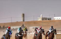 ميدان فروسية بقعاء ينظم حفل سباقه الرابع لدعم فهد بن نايف الطماش