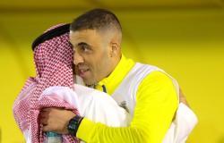 النصر يستعيد خدمات نجمه عبدالرزاق حمدالله قبل موقعة السوبر