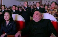 للمرة الأولى منذ أكثر من عام.. زوجة الزعيم الكوري تظهر للعلن