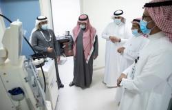 """""""أصدقاء المرضى"""" تدعم """"الملك سعود"""" بثمانية أجهزة غسيل كلوي"""