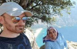 عن المرأة التي ألقاها زوجها من الجبل.. لماذا عاد الزوج لمكان الجريمة بعد شهور؟