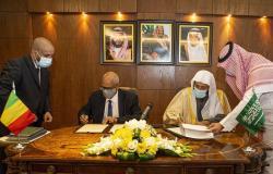 وزير خارجية مالي: السعودية قدمت أعمالاً جليلة لخدمة شعوب العالم أجمع دون تمييز ودعمها لبلادنا مستمر