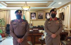 """""""الشهراني"""" مدير شرطة الحيمة لرتبة عقيد"""
