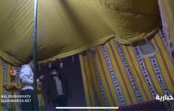 بالفيديو.. وافد ومواطن يضربان بالتعليمات عرض الحائط ويشتركان في توفير جلسات للمعسل بالرياض