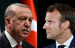 """بعد تراشق حاد.. """"أردوغان"""" يعرض التعاون الثنائي مع الرئيس الفرنسي"""