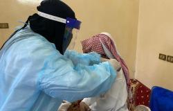 صحة الطائف: انطلاق 10 فرق ميدانية للتطعيم ضد كوفيد-19 في المنازل