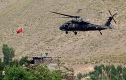 """""""المروحية التركية المحطمة"""".. مصرع 11 عسكرياً وهذه نتائج التحقيق الأولى"""
