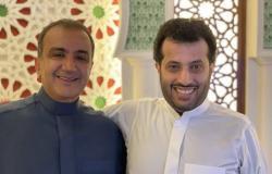 تركي آل الشيخ يعلن: عمل يجمع القصبي والسدحان ويُعرَض على mbc برعاية هيئة الترفيه