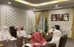 شاهد .. وزير الشؤون الإسلامية يوجّه بسرعة إنجاز كل المشروعات بمكة في وقتها المحدد دون تأخير