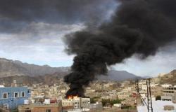 مصرع 8 أشخاص بينهم مهاجرون في حريق بمركز احتجاز بصنعاء
