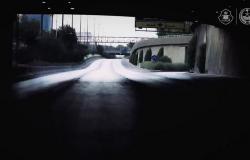 """""""الأمن العام"""" ينشر مقطعاً لشوارع وملاعب خالية من الحياة البشرية: ما زال القرار في يدك"""