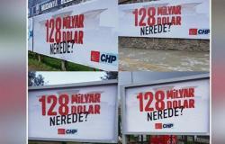 """ملصقات تغزو تركياوتهمة إهانة الرئيس حاضرة.. """"أين الـ128 مليار دولار؟"""